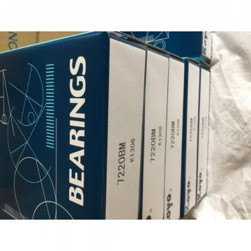 Koyo bearing 7220BM bearing Angular contact ball bearing