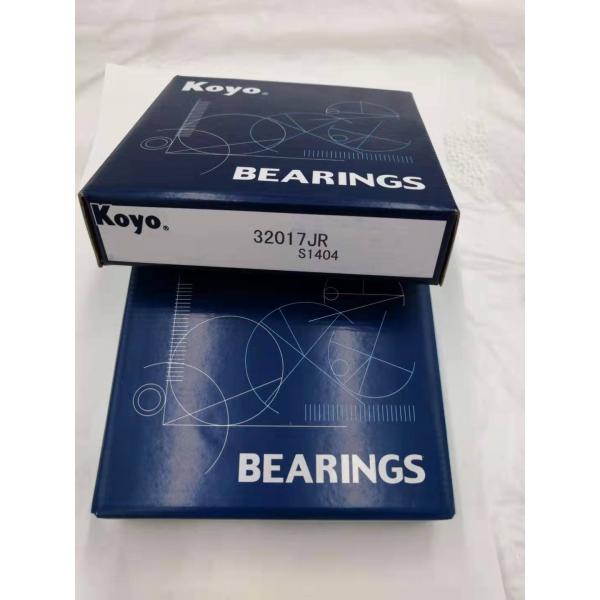 Japan Koyo bearing 32017JR bearing taper roller bearing