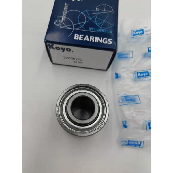 Japan Koyo bearing 5203KYY2 bearing ball bearing