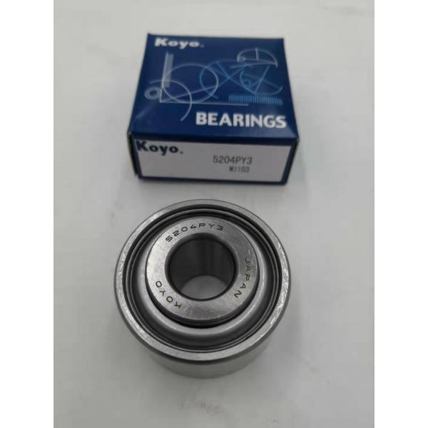 Japan Koyo bearing 5204PY3 bearing ball bearing